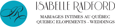 Mariages intimes – Quebec Elopements