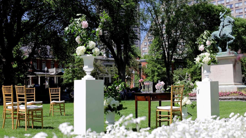 Mariages intimes quebec elopements jardin jeanne d arc for Jardin quebec