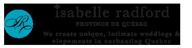 Mariages intimes – Quebec Elopements