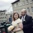 Quebec City elopement - spring Quebec wedding Old Quebec intimate wedding