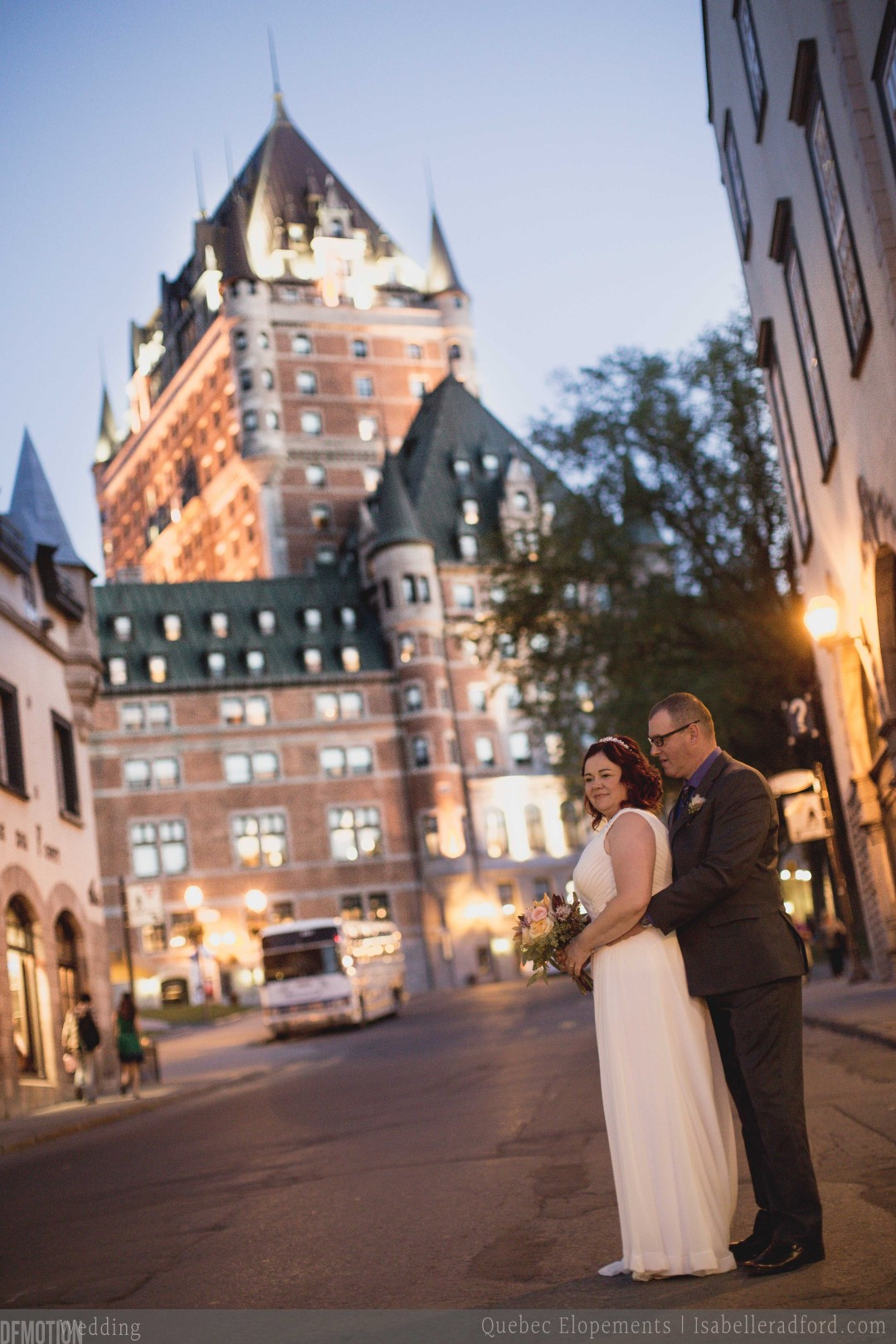 Holly Rus Elliot Lake Ontario A Quebec City Intimate Wedding Celebrated On Wednesday September 23 2017